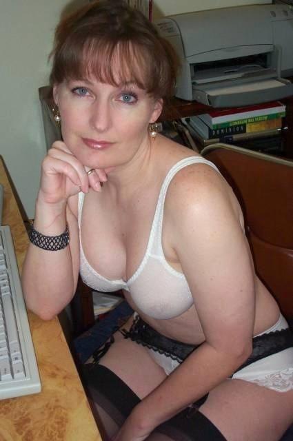hot milf secretary needs boss dick